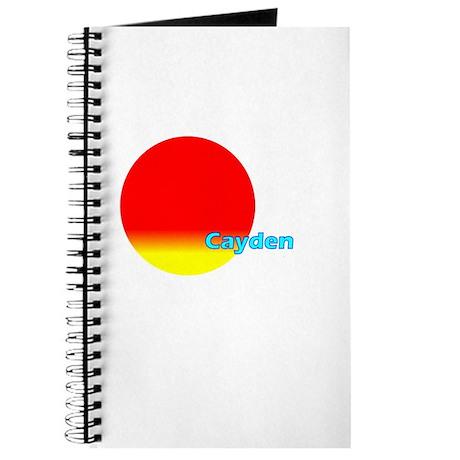 Cayden Journal
