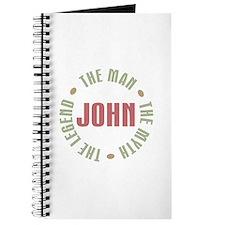 John Man Myth Legend Journal