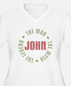 John Man Myth Legend T-Shirt