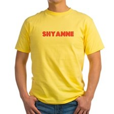 Retro Shyanne (Red) T