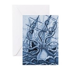 Bad Day Kracken & Ship Cards (Pack of 10)