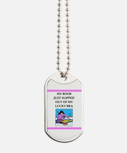 curler Dog Tags