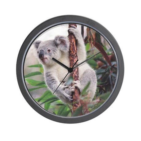 Koala Wall Clock 3