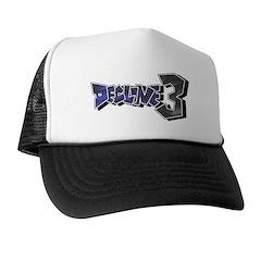 Decline 3 hat