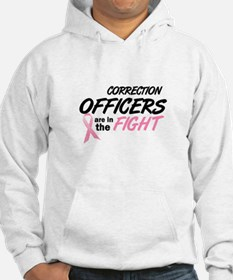 Correction Officers In The Fight Hoodie