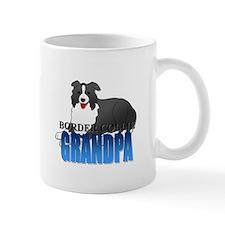 Border Collie Grandpa Mug