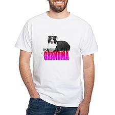 Border Collie Grandma Shirt