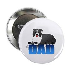 """Border Collie 2.25"""" Button (100 pack)"""