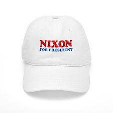 Nixon Baseball Cap