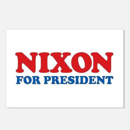 Nixon Postcards (Package of 8)