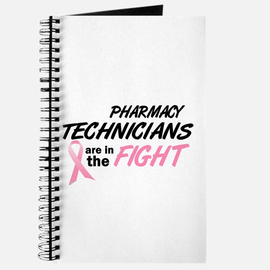 Pharmacy Technicians In The Fight Journal