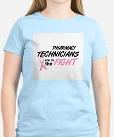 Pharmacy Technicians In The Fight T-Shirt