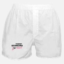 Pharmacy Technicians In The Fight Boxer Shorts
