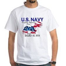 U.S. Navy Freedom Isn't Free Shirt