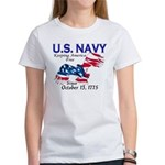 U.S. Navy Freedom Isn't Free Women's T-Shirt