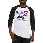 U.S. Navy Freedom Isn't Free Baseball Jersey