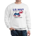 U.S. Navy Freedom Isn't Free Sweatshirt
