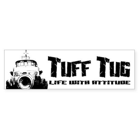 The Tuff Tug Store Bumper Sticker
