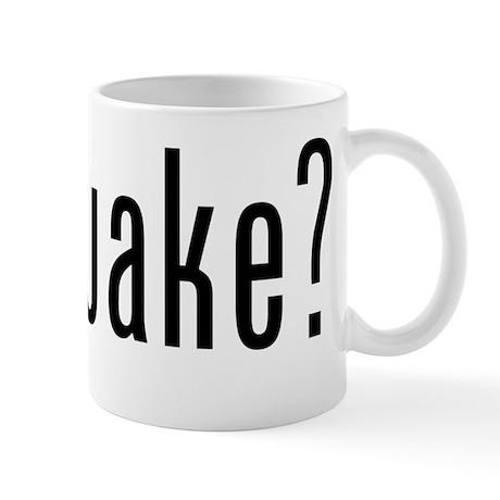 got wake? Mug