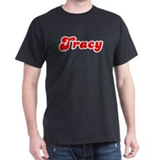 Retro Tracy (Red) T-Shirt