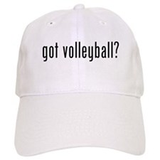 got volleyball? Baseball Cap
