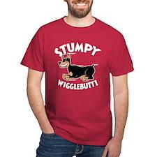 Stumpy Wigglebutt! T-Shirt