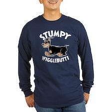 Stumpy Wigglebutt! T
