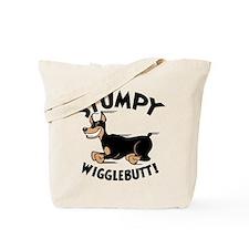Stumpy Wigglebutt! Tote Bag