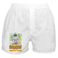 Flambuoyant! pirate Boxer Shorts