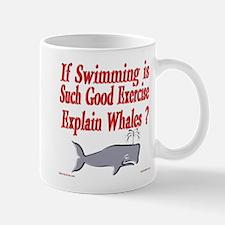 Explain Whales ? Mug