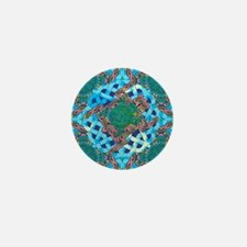 Celtic Turtle Mini Button