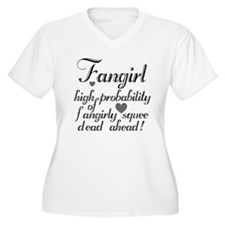 Fangirly Squee T-Shirt