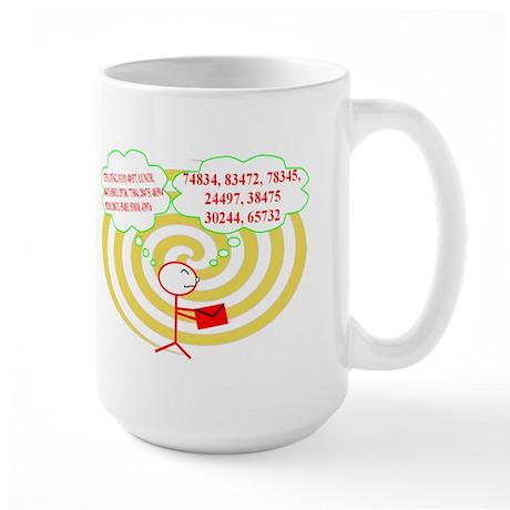 OCCUPATIONS MISC Large Mug