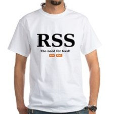RSS - The Need for Feed Shirt