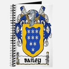 Bailey Coat of Arms Journal