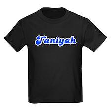 Retro Taniyah (Blue) T
