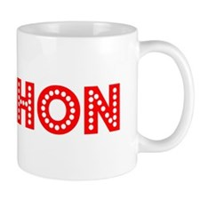 Retro Stephon (Red) Mug