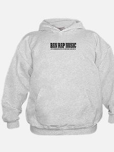 Ban Rap Music Hoodie