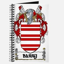 Barry Coat of Arms Journal
