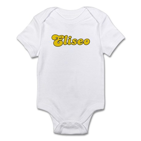 Retro Eliseo (Gold) Infant Bodysuit