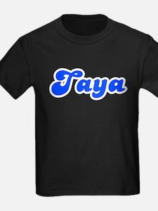 Retro Taya (Blue) T
