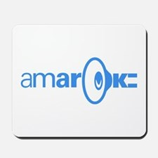 The Official amaroK Mousepad