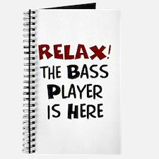 bass player here Journal