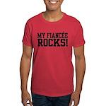 My Fiancee Rocks Dark T-Shirt