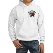 Airtanker And Fire Hoodie