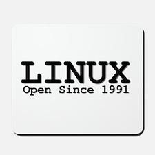 Open Linux Mousepad