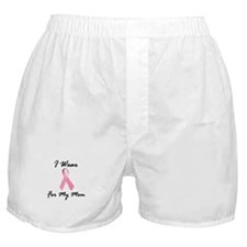 I Wear Pink For My Mom 1.2 Boxer Shorts