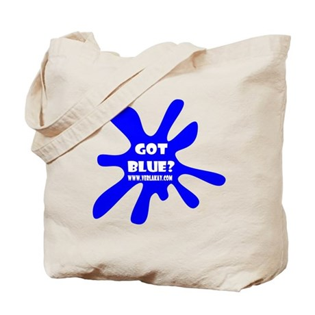 Got Blue? & To-Do List Tote Bag