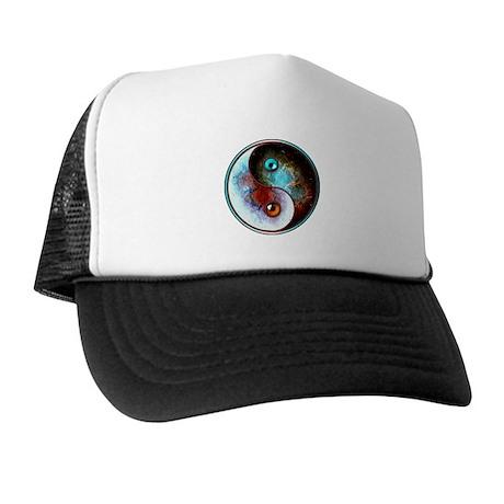 Cosmic Tao Trucker Hat