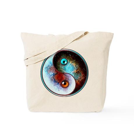 Cosmic Tao Tote Bag